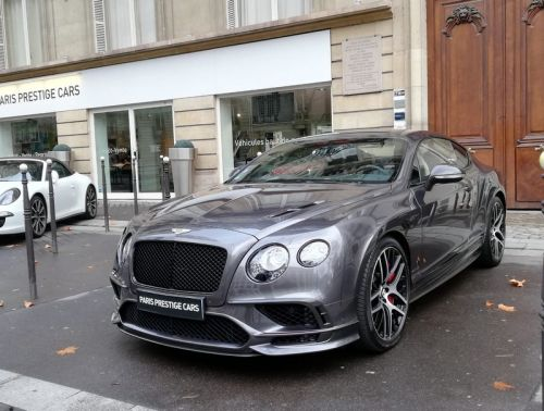 Bentley Continental 2017 Occasion