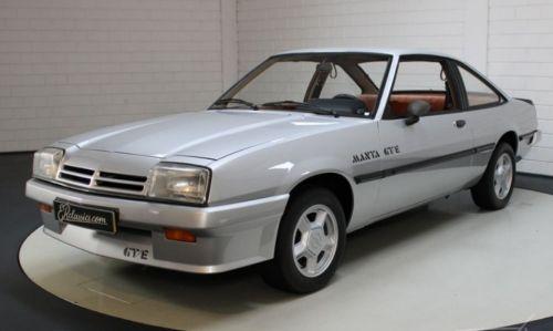 Opel Manta 1984 Occasion