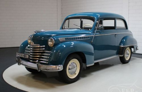 Opel Olympia 1952 Occasion