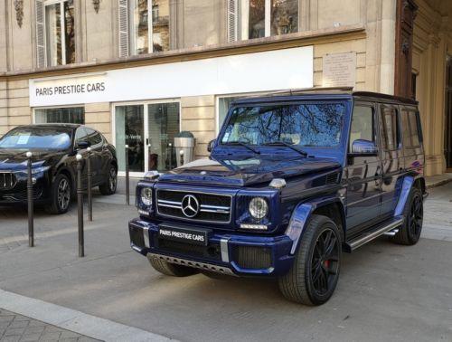 Mercedes-Benz Classe G 2016 Occasion