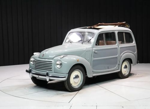 Fiat Topolino 1953 Occasion
