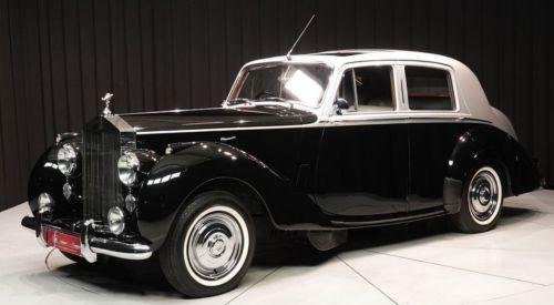 Rolls-Royce Silver Dawn 1954 Occasion