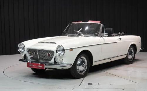 Fiat 1200 1960 Occasion