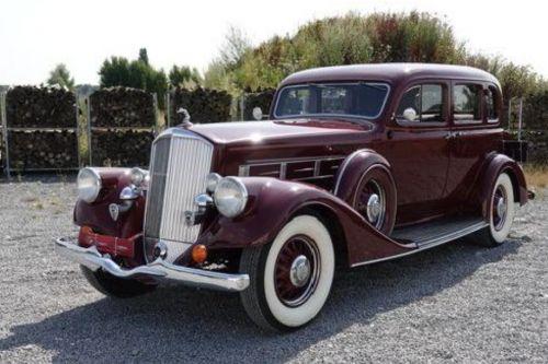 Pierce-Arrow 1245 1935 Occasion