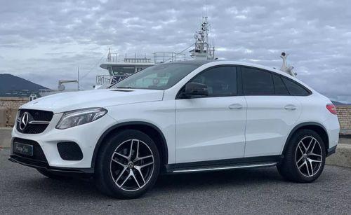 Mercedes-Benz Classe GLE 2018 Occasion