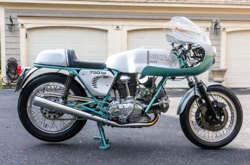 Ducati Supersport 1974 Occasion