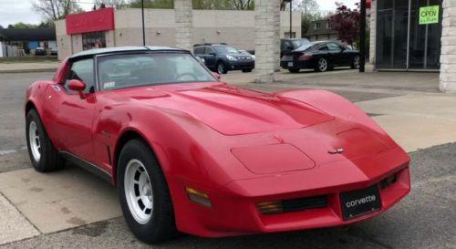 Chevrolet Corvette 1982 Occasion