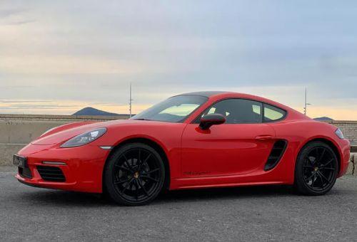 Porsche Cayman 2017 Occasion