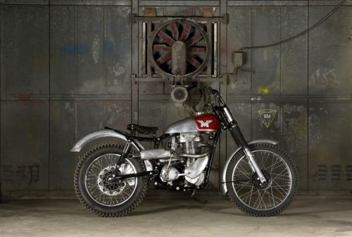 Matchless 350cc 1966 Occasion