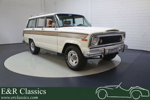 Jeep Wagoneer 1977 Occasion