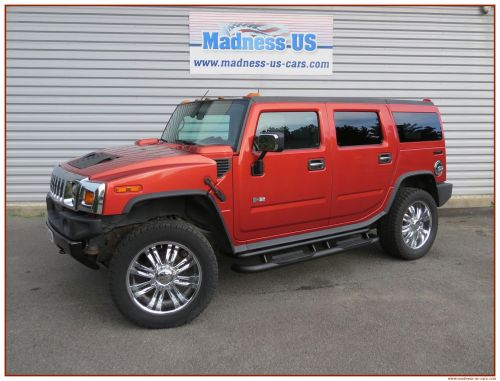 Hummer H2 2003 Occasion