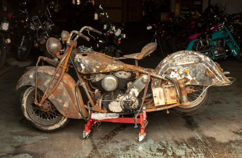 Indian Chief 1940 Occasion