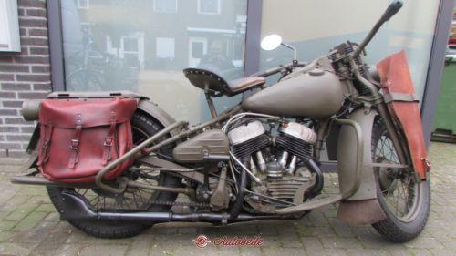 Harley Davidson WLA 1942 Occasion