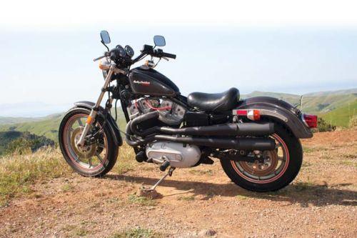 Harley Davidson XR dirt track 1983 Occasion