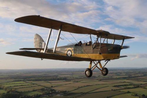 De Havilland D.H.82 1940 Occasion