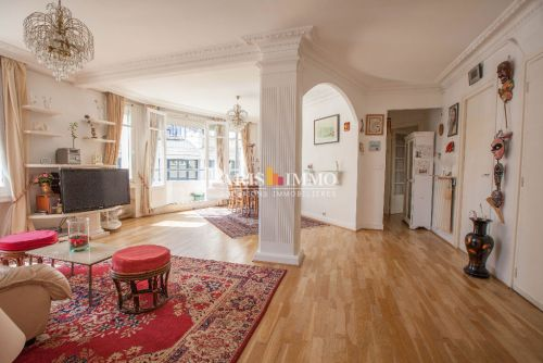 Appartement 107 m² 5 Pièces Paris