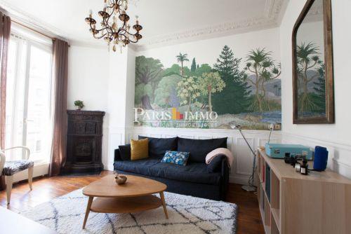 Appartement 37 m² 2 Pièces Paris