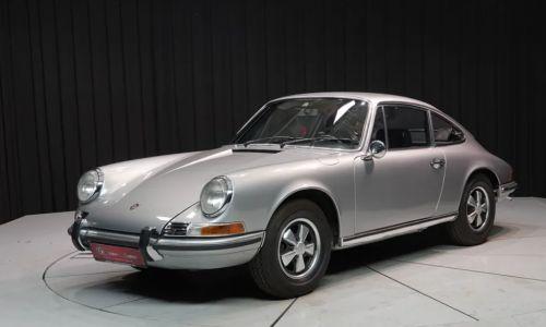 Porsche 911 1971 Occasion