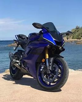 Yamaha R6 2018 Occasion