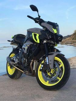 Yamaha MT-10 2018 Occasion