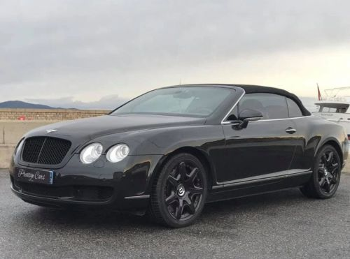 Bentley Continental 2008 Occasion