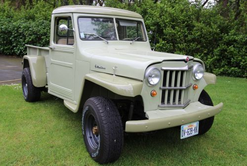 Jeep Willys 1955 Occasion