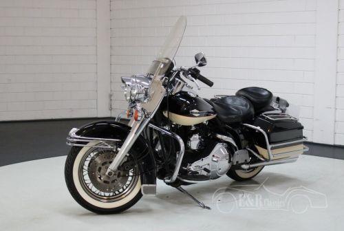 Harley Davidson Electra Glide Class 1988 Occasion