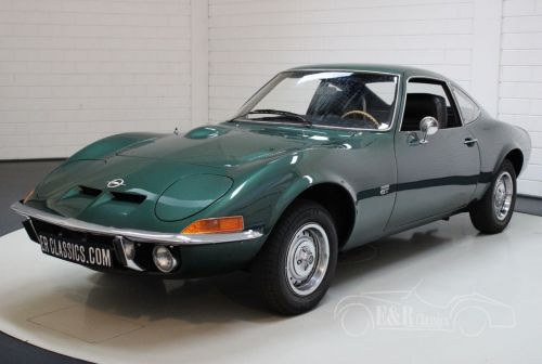 Opel GT 1972 Occasion