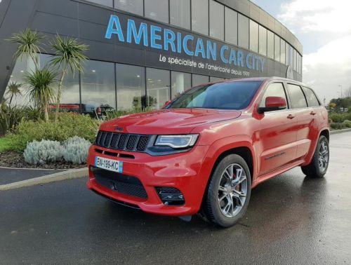 Jeep Grand Cherokee 2018 Occasion
