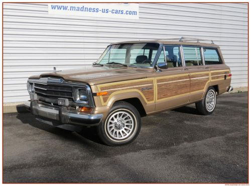 Jeep Grand Wagoneer 1984 Occasion