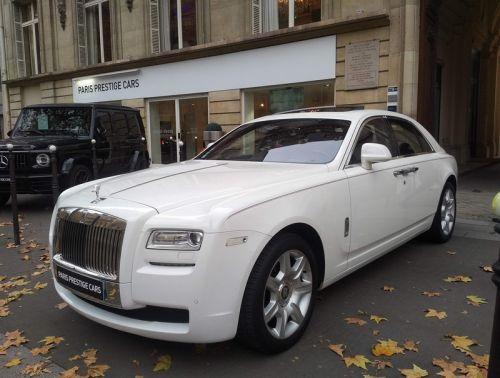 Rolls-Royce Ghost 2012 Occasion