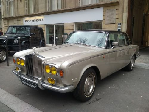 Rolls-Royce Silver Shadow 1975 Occasion