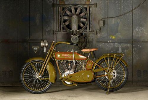 Harley Davidson 998cc 1918 Occasion