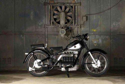 Nimbus 750cc 1948 Occasion
