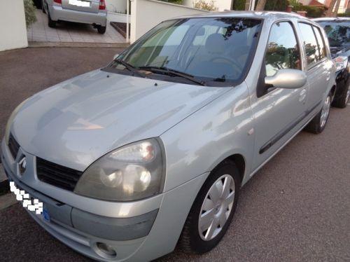 Renault Clio 2004 Occasion