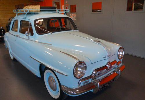 Simca Aronde 1952 Occasion
