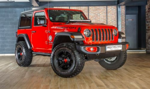 Jeep Wrangler 2019 Occasion