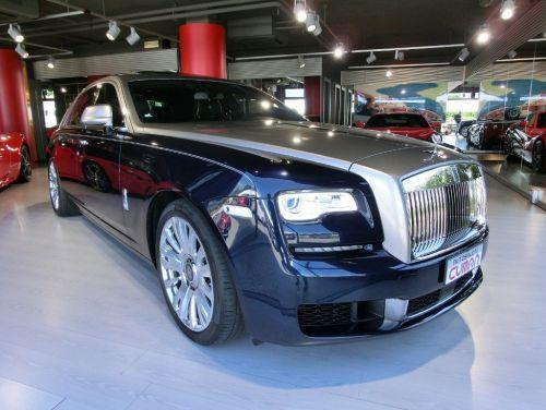 Rolls-Royce Ghost 2018 Occasion