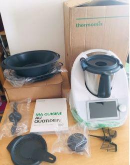 Robot Thermomix Vorwerk Tm6 Neuf Avec Garantie