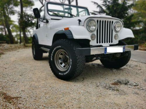 Jeep CJ 1981 Occasion
