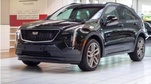Cadillac XT4 2021 Occasion