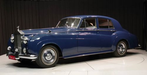 Rolls-Royce Silver Cloud II '61