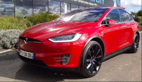 Tesla Model X 2019 Occasion
