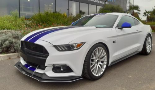 Ford Mustang 2016 Occasion