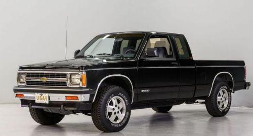 Chevrolet S10 1991 Occasion