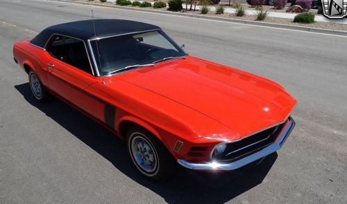 Ford Mustang 1970 Occasion