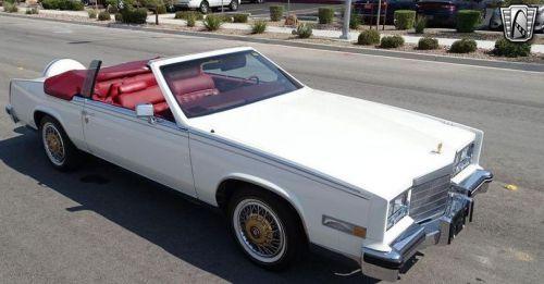 Cadillac Eldorado 1985 Occasion