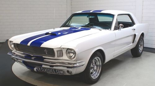 Ford Mustang 1965 Occasion