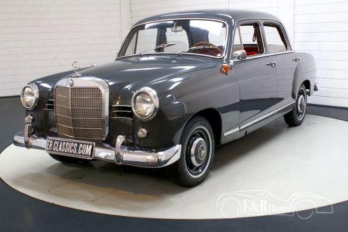 Mercedes-Benz 190 1960 Occasion