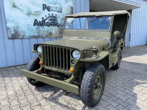 Jeep Willys 1948 Occasion